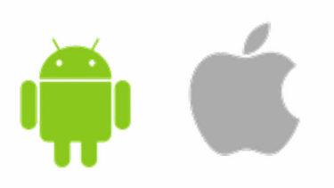 スマートフォン、Android端末とiPhoneって何?