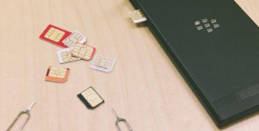 eSIMとは?iPhone、スマートフォンでの使い方