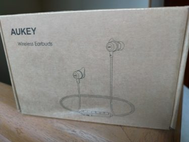 AUKEY EP-B56 Bluetooth イヤホン レビュー
