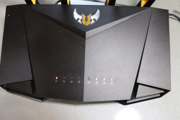 TUF-AX3000ランプ類