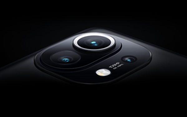Xiaomi Mi 11 カメラ