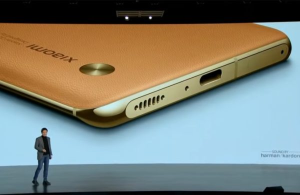 Xiaomi Mi 11 レザー調