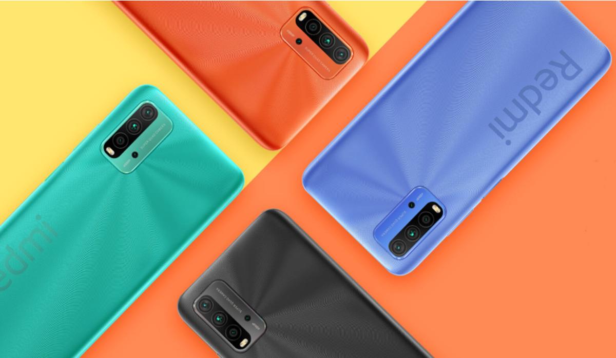 Xiaomi Redmi 9Tカラーバリエーション