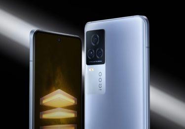 vivo iQOO 7発表 Snapdragon 888搭載で約61,200円~