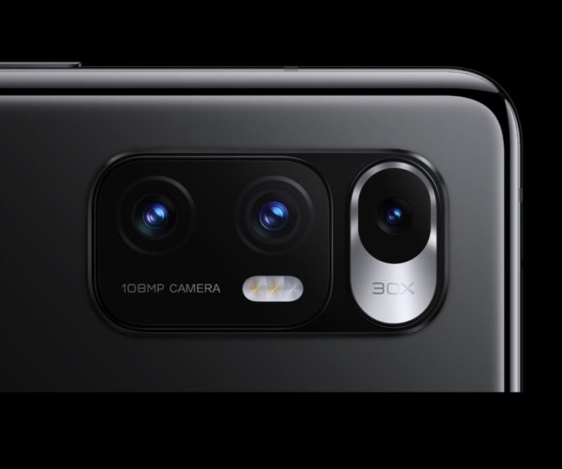 Mi MIX FOLDカメラ