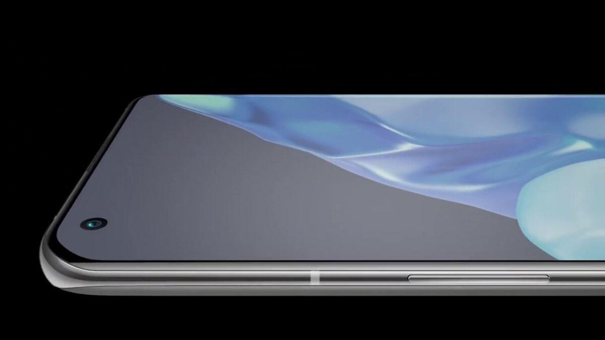 OnePlus 9 Proディスプレイ