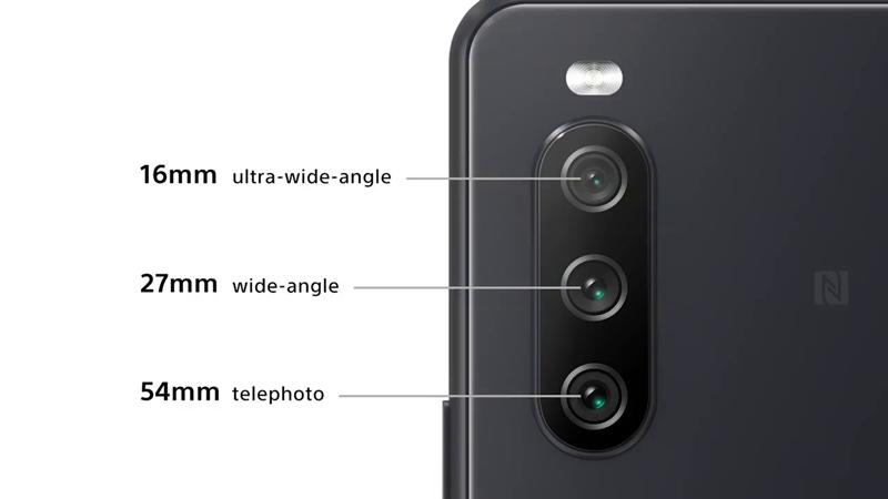 Xperia 10 IIIカメラ