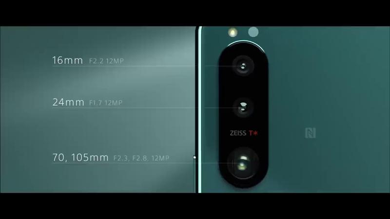 Xperia 5 IIIカメラ