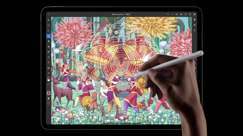 iPad Pro Apple Pencil(第2世代)