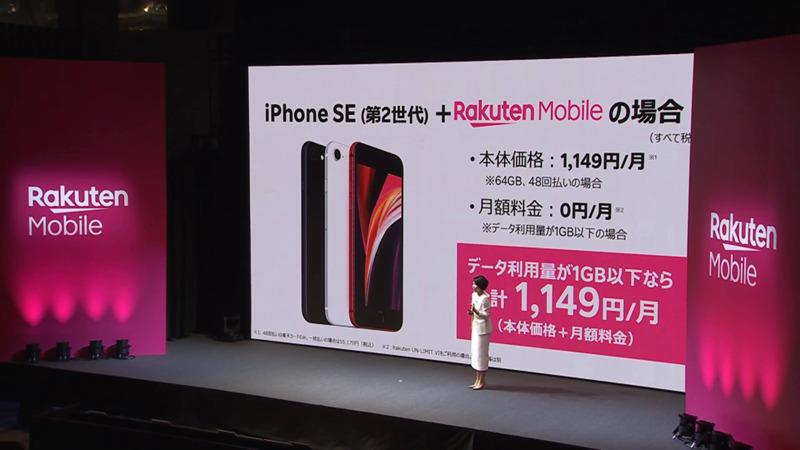 データ利用料が1GBまでならiPhoneの料金だけ