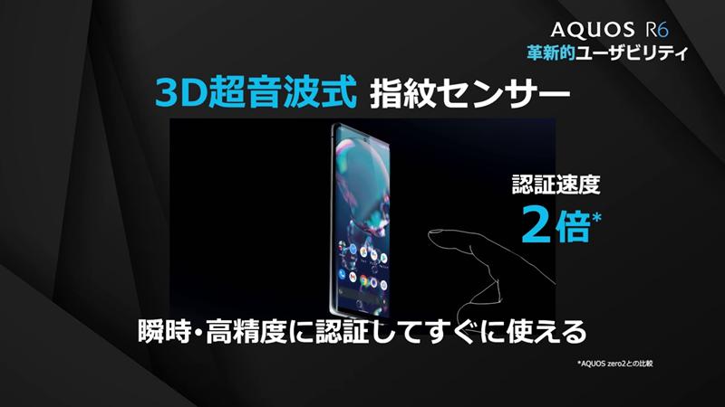 3D超音波センサー