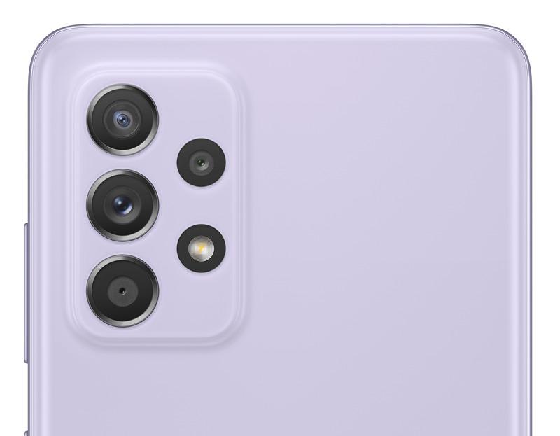 Galaxy A52 5Gカメラ