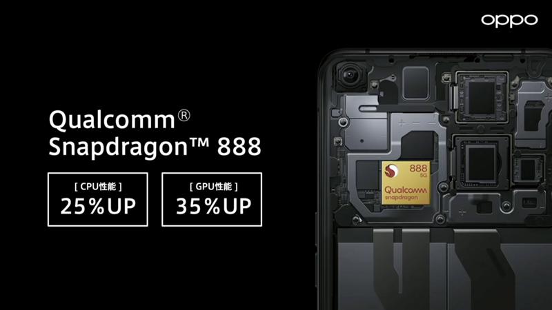 OPPO Find X3 Pro CPU