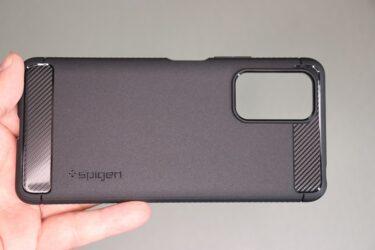 Redmi Note 10 Proに良いケースは?Spigenケースレビュー