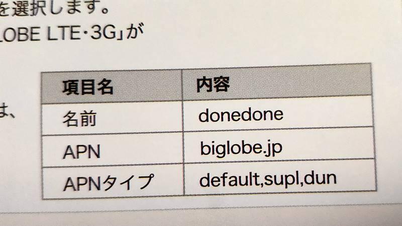 「donedone接続設定ガイド」